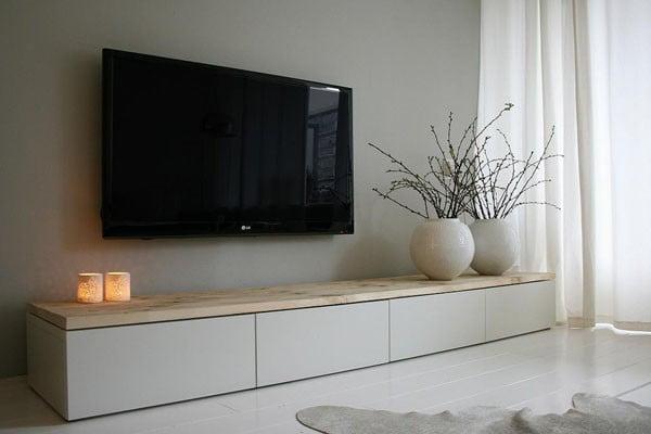 Tv kast karlijn in tilburg √ meubel maatwerk √ steigerhout zo