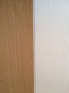 Fineer houtstructuur