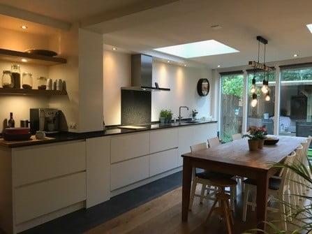 Keuken Op Maat Mariëlle Omgeving Den Bosch Meubel Maatwerk