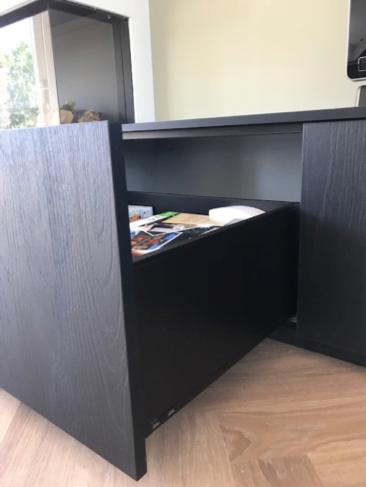 Inmeten maatwerk meubel