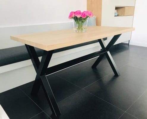 tafel metaal Alexandra
