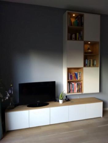 Nieuw Is verlichting in een kast nodig? √ Meubel en Maatwerk BI-26
