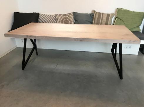 Tafelblad houtlook Italiaanse leverancier